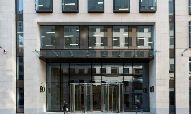 Pell Frischmann Celebrates Completion of 80 Fenchurch Street!