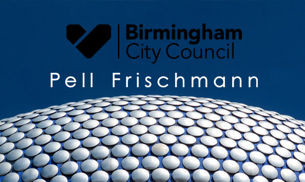 Pell Frischmann Appointed to Birmingham City Council Framework
