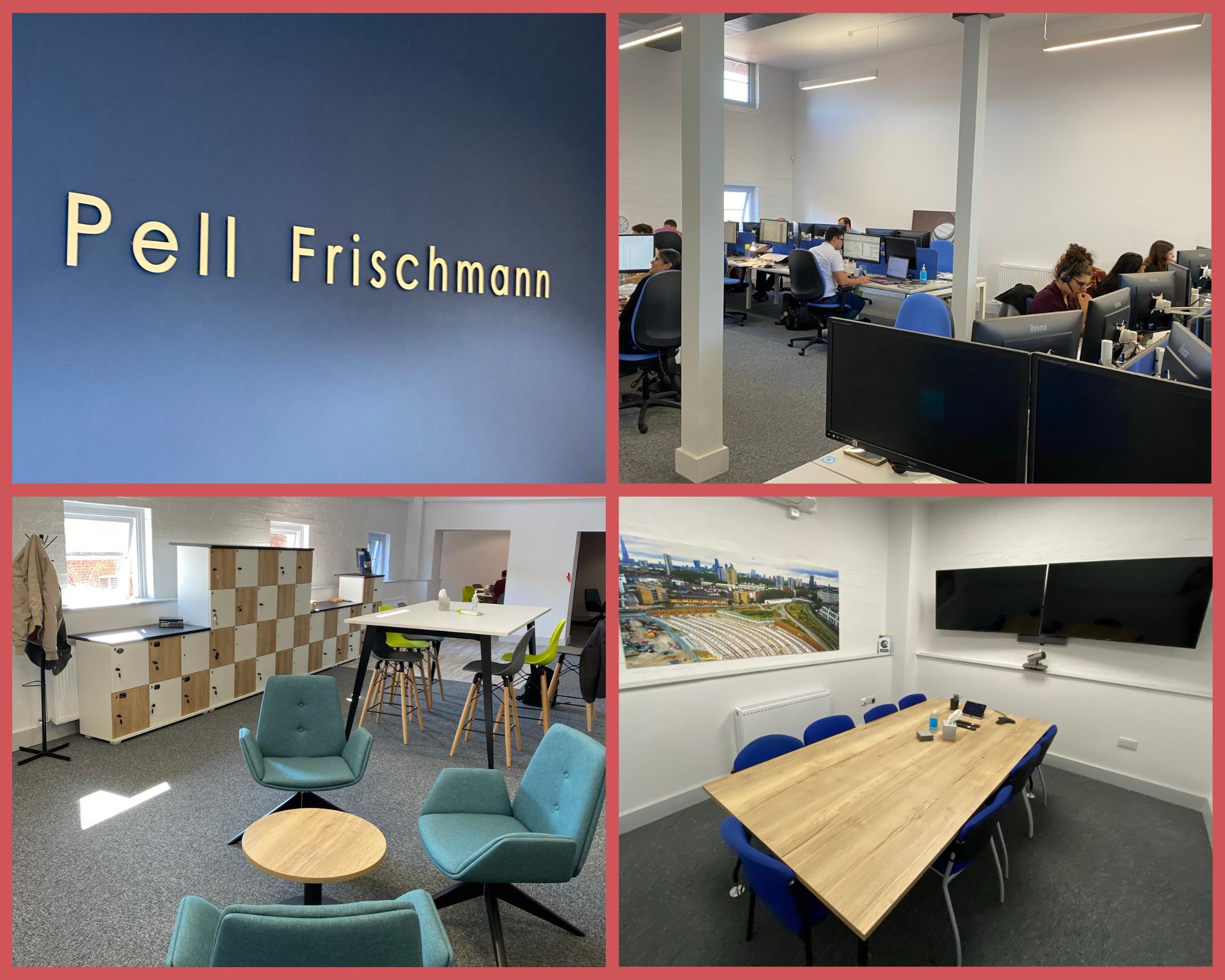 Bishop's Stortford Office - Pell Frischmann
