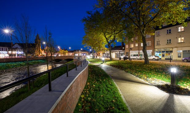 Chester-Le-Street Shortlisted for Project of the Year