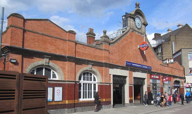 Hammersmith Station & Depot