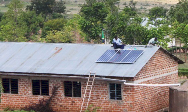 Pell Frischmann Supports Solar Panel Project in Zimbabwe