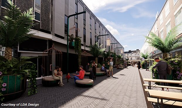 Construction due for Phase 1 of Newcastle City Centre Transformation Programme