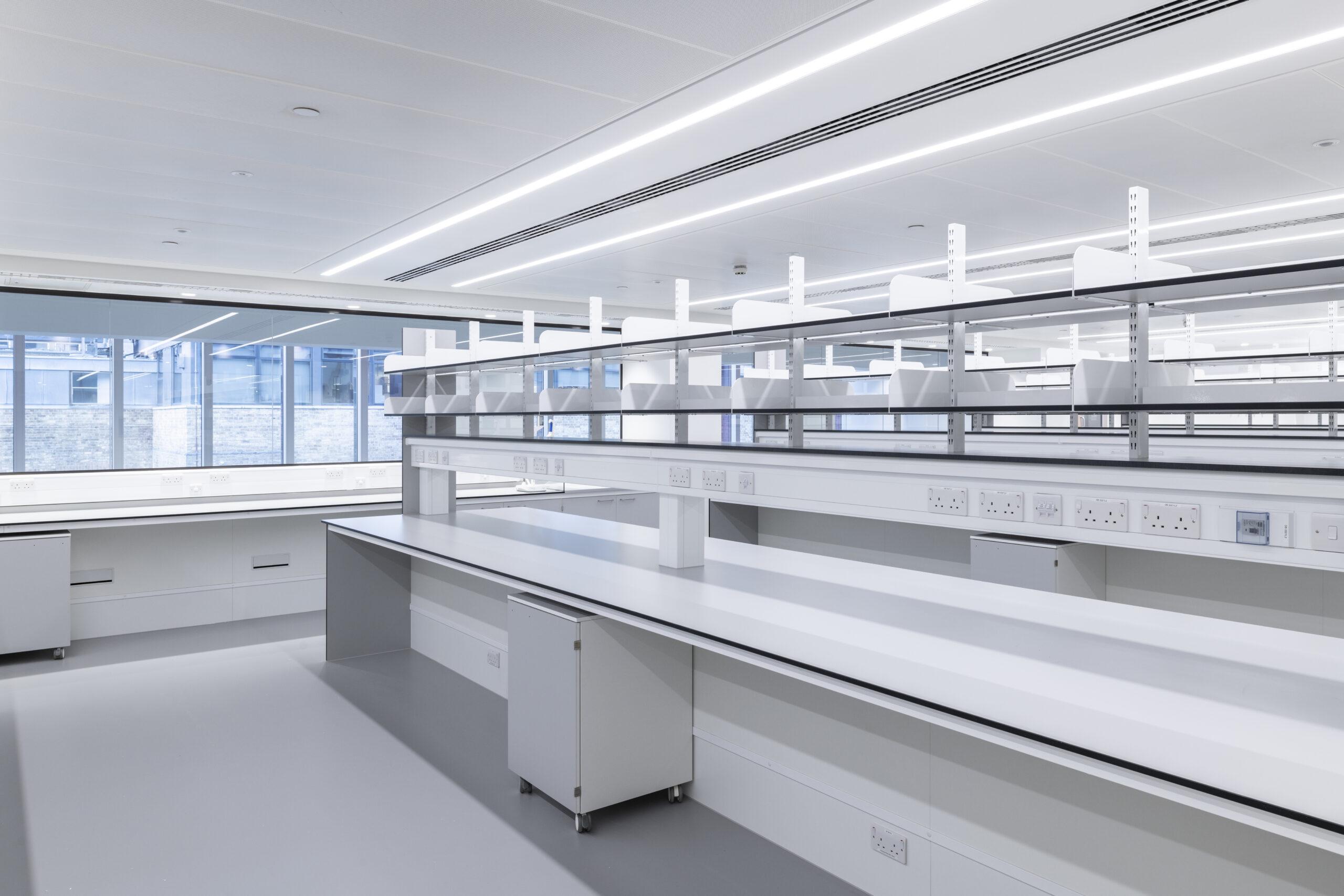 Biochemistry Laboratory - Oxford University