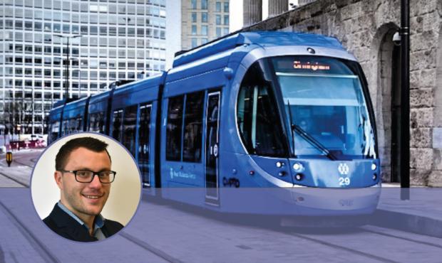 Ross Barnett Wins Midlands Metro 'Employee of the Quarter'