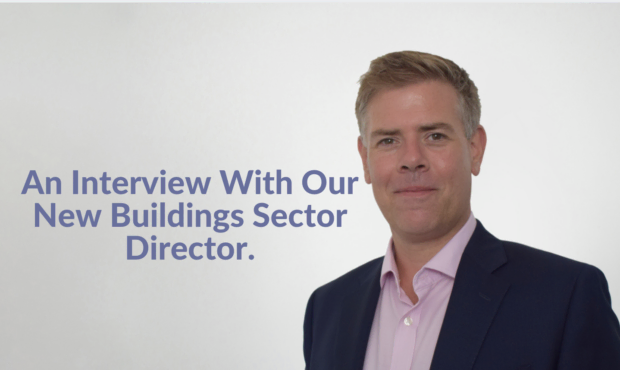 An Interview With Our New Buildings Sector Director