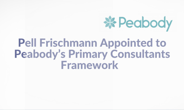 Pell Frischmann Appointed to Peabody's Primary Consultants Framework