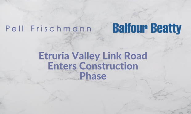 Etruria Valley Link Road Enters Construction Phase