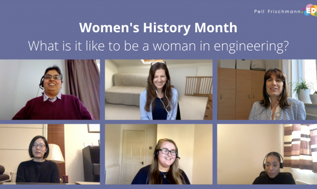 What is it like to be a woman in engineering?