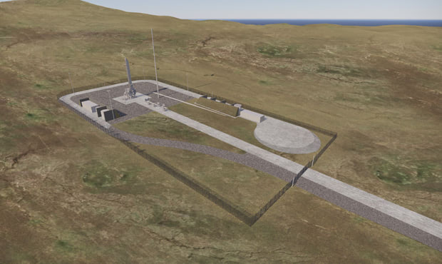 UK Spaceport Approved