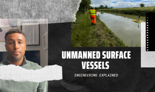 Engineering Explained – Unmanned Surface Vessels (USVs)