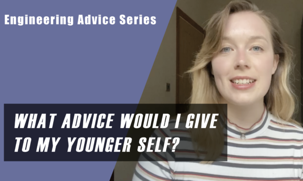 What advice would you give to your younger self?